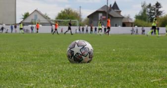 Футбольний матч у Володимирі