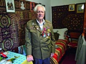 Воїн Української Повстанської Армії Петро Мартинюк