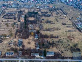 Територія колишнього танкового полку