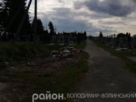 Федорівське кладовище