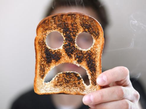 Мешканка волинського міста купила буханець сірого хліба з «сюрпризом»