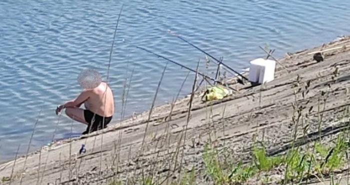Порушення правил рибальства