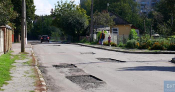 Вулиця Павлова