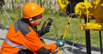 «Волиньгаз» інвестував у газові мережі понад 36,3 мільйона гривень за три роки