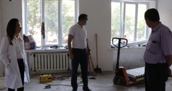 У Володимирі влаштували інспекцію ремонтними об'єктами