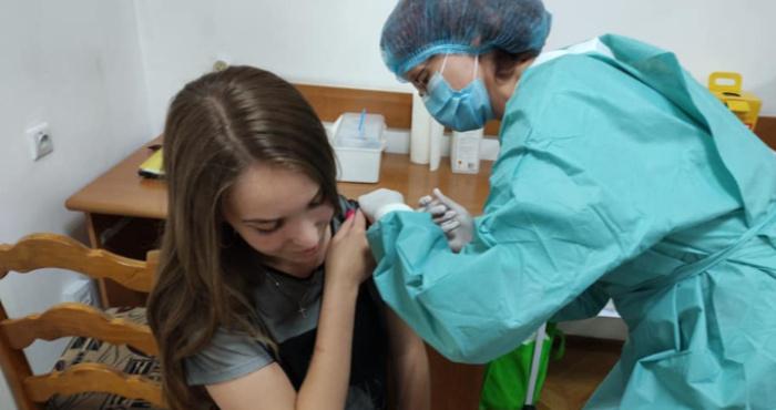 Вакцинація у Володимирі/фото з архіву