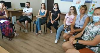 Безробітних Володимира застерегли про ризики нелегальної трудової міграції