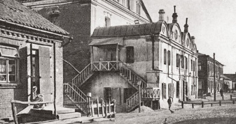 Синагога у Володимирі