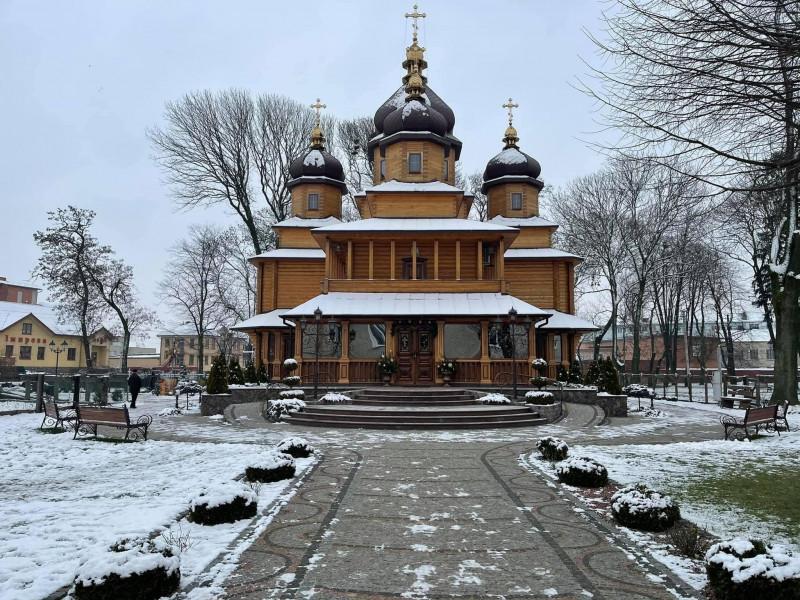 Храм Віри, Надії, Любові і матері їх Софії