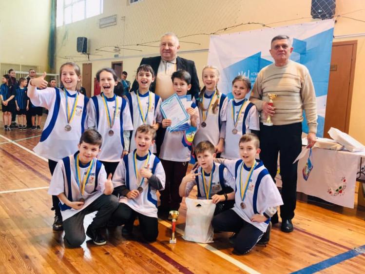 У Володимирі відбувся фінал обласних змагань «Веселі старти»