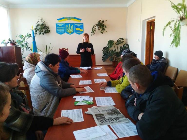 На Володимирщині відбулася зустріч в рамках проекту «Територія майстерності»
