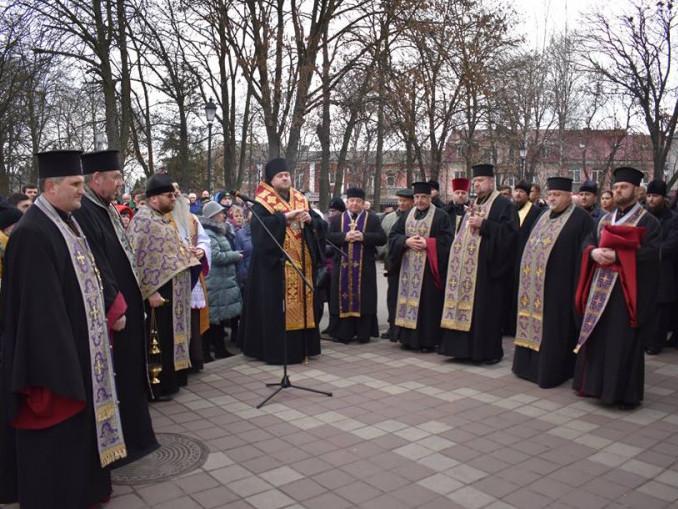 Єпископ ПЦУ Матфей звернувся до священиків московського патріархату
