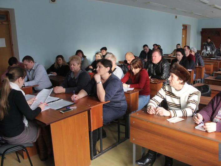 У Володимирі провели перше засідання окружної виборчої комісії