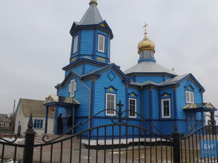Церква Різдва Пресвятої Богородиці у Сусвалі