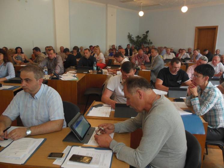 У Володимирі назвали найбільш дисциплінованих депутатів міської ради