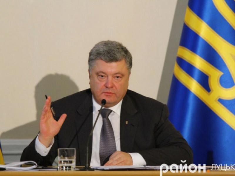 Президент збирається на Волинь, може навідатись у Володимир, - ЗМІ