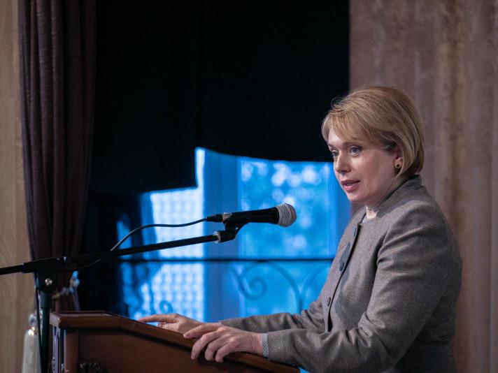 Що робила і з ким зустрічалась міністерка освіти Лілія Гриневич у Володимирі