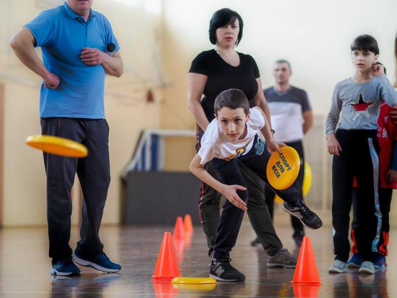 У Володимирі-Волинському змагалися спортивні сім'ї