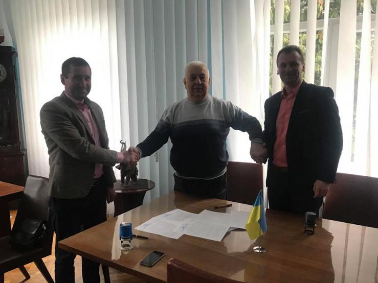 Громади Володимирщини уклали меморандум про партнерство
