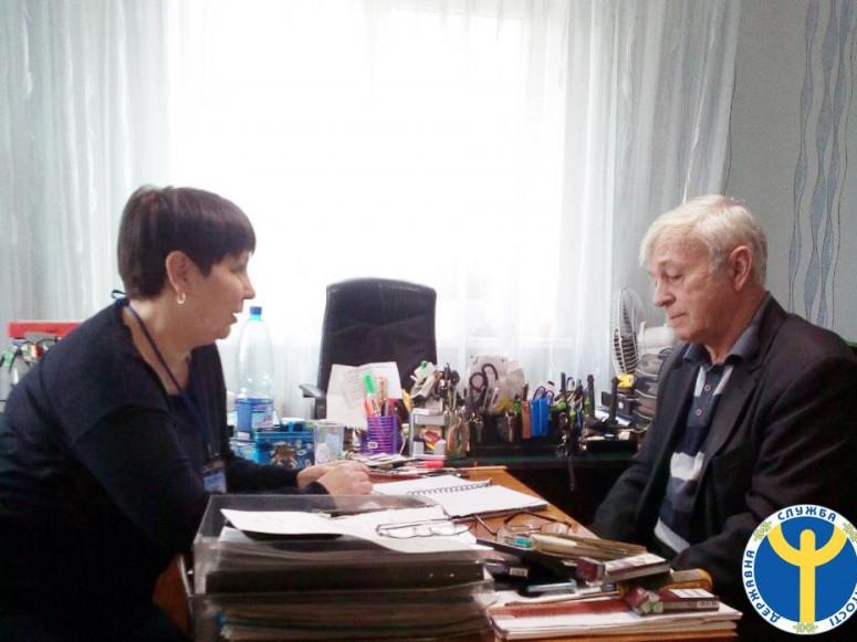 На КП « Полігон» планують організувати громадські роботи для безробітних