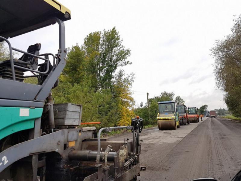 На Волині українці та поляки обговорили, як будуть ремонтувати трасу Устилуг – Луцьк – Рівне