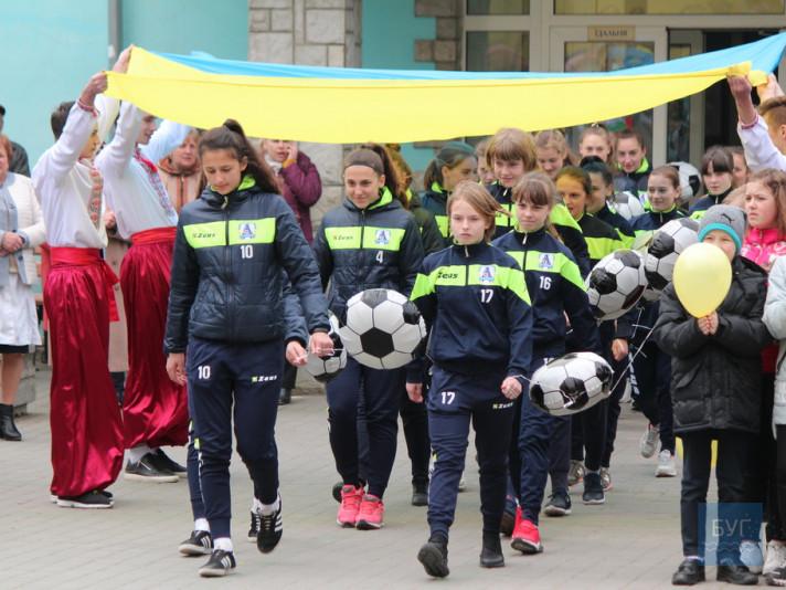Футболістки володимирського «Ладомиру»вибороли перемогу у Чемпіонаті України