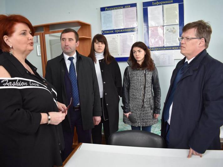 На Волині з робочим візитом побував віце-прем'єр-міністр України