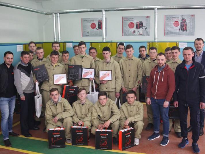 На Волині боролися за перемогу в конкурсі «Кращий зварювальник Dnipro-M»