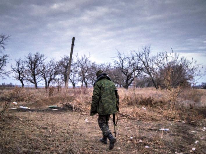 Військовослужбовець 14 бригади, прихопивши зброю, самовільно залишив місце несення служби