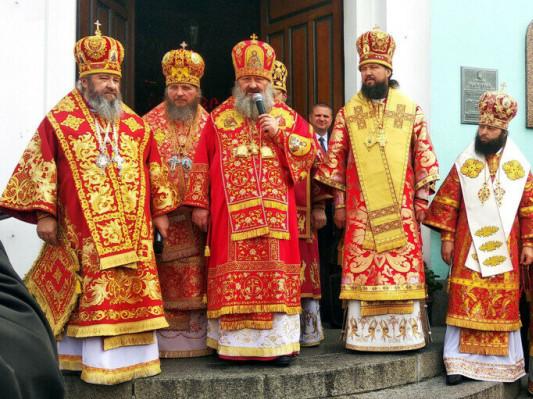 Волинь відвідав намісник Києво-Печерської Лаври митрополит Павел