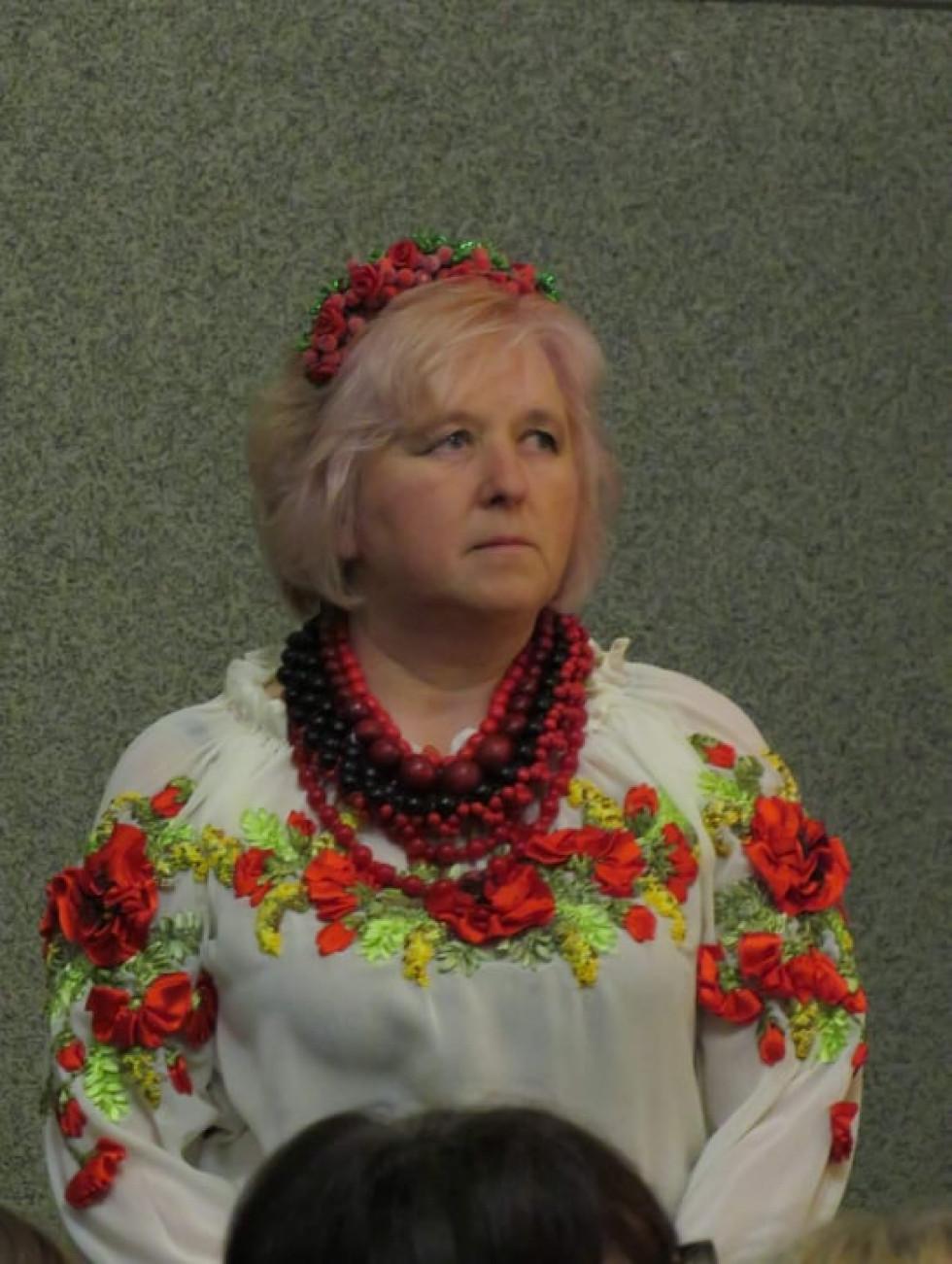 Валентина Адамчук