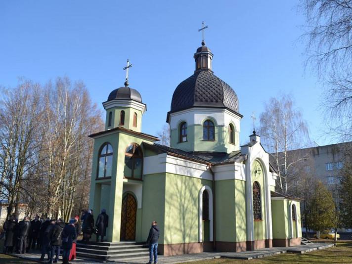 Церква Преподобного Агапіта Печерського