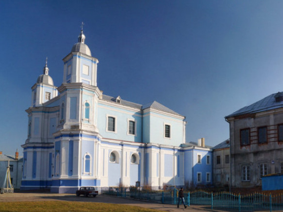 Чоловічий монастир на честь святих 12апостолів