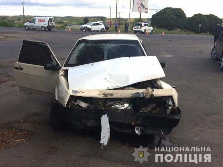 На трасі Устилуг-Луцьк-Рівне аварія