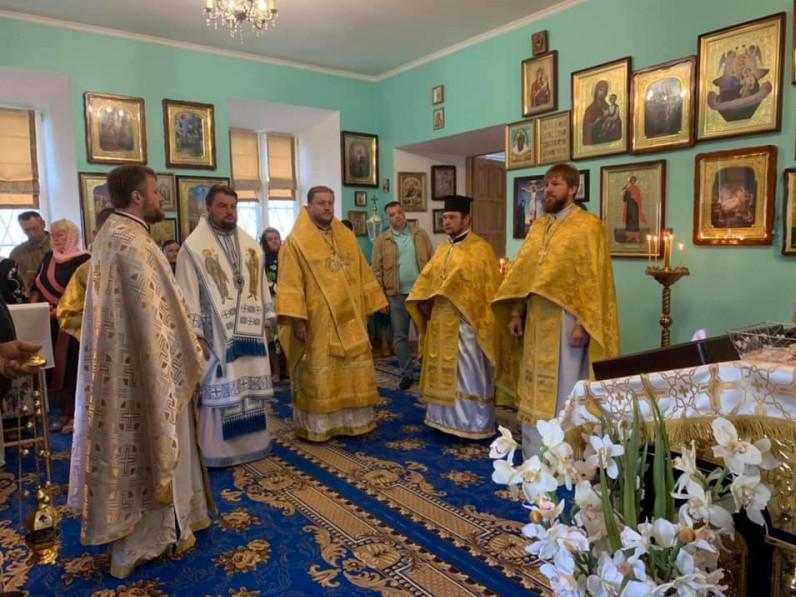 Чоловічий монастир на честь Собору святих 12 апостолів