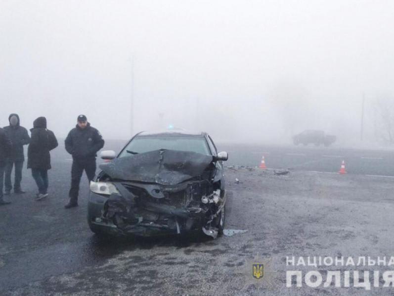 Аварія на Володимирщині