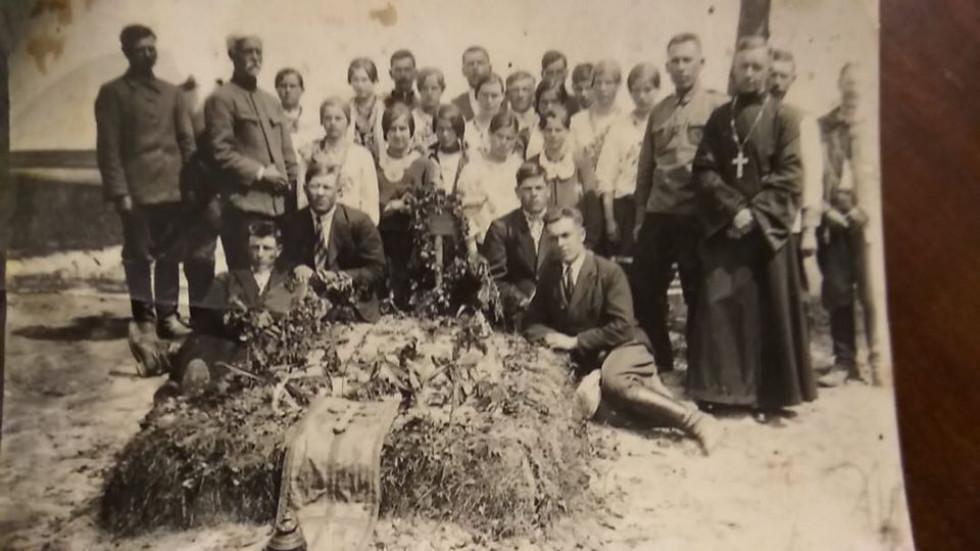 Церковний хор, 1935 рік