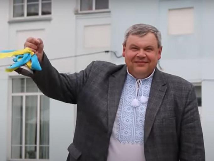 Директор педколеджу Микола Савельєв