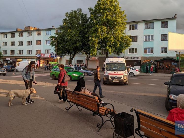 Аварія у Володимир