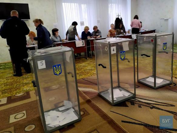 Вибори на Володимирщині