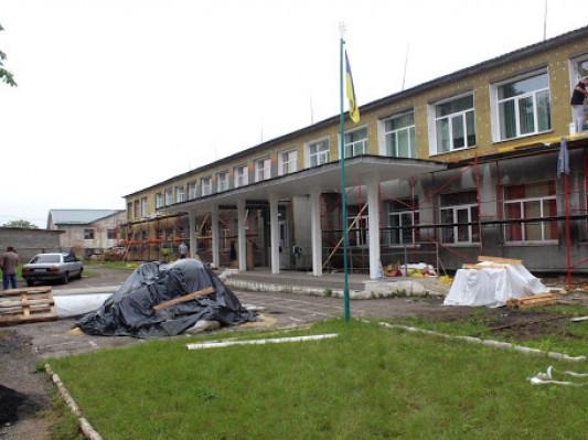 Школа в селі Суходоли
