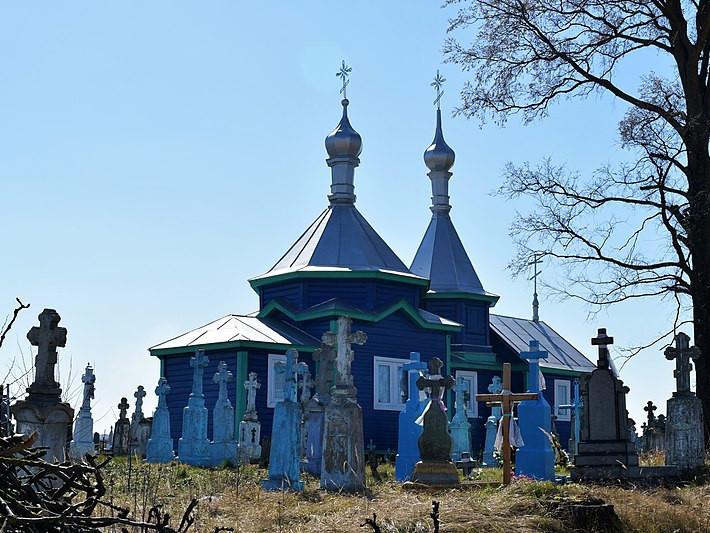 Церква Святого Фоми. Ізов,Володимир-Волинський район