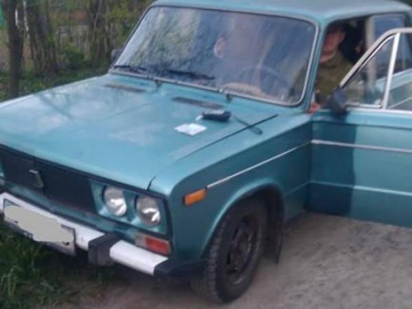 Авто під час перевірки