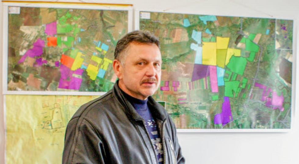 Андрій Ясниський, директор ТОВ «Харвест-Агро»
