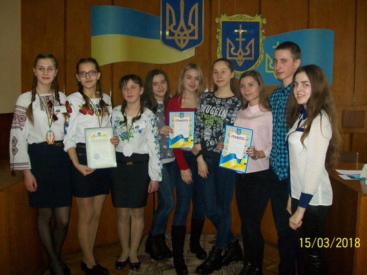 Команди призери та переможці конкурсу