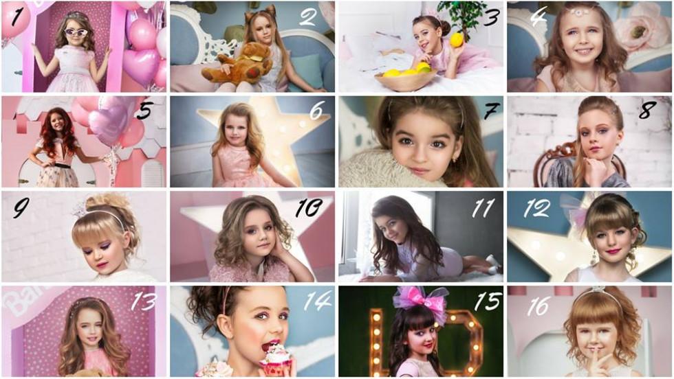 Маленька володимирська красуня у фотопроекті під номером №9