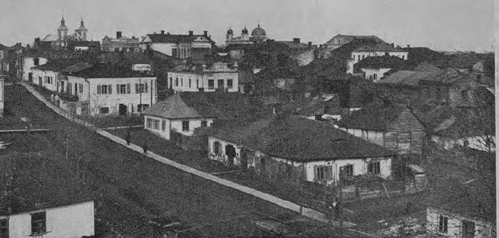 Місто Володимир-Волинський.