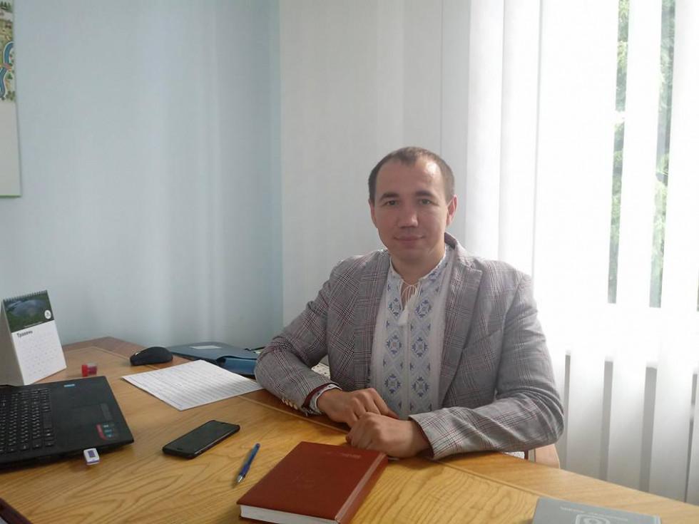 Перший заступник міського голови Ярослав Матвійчук