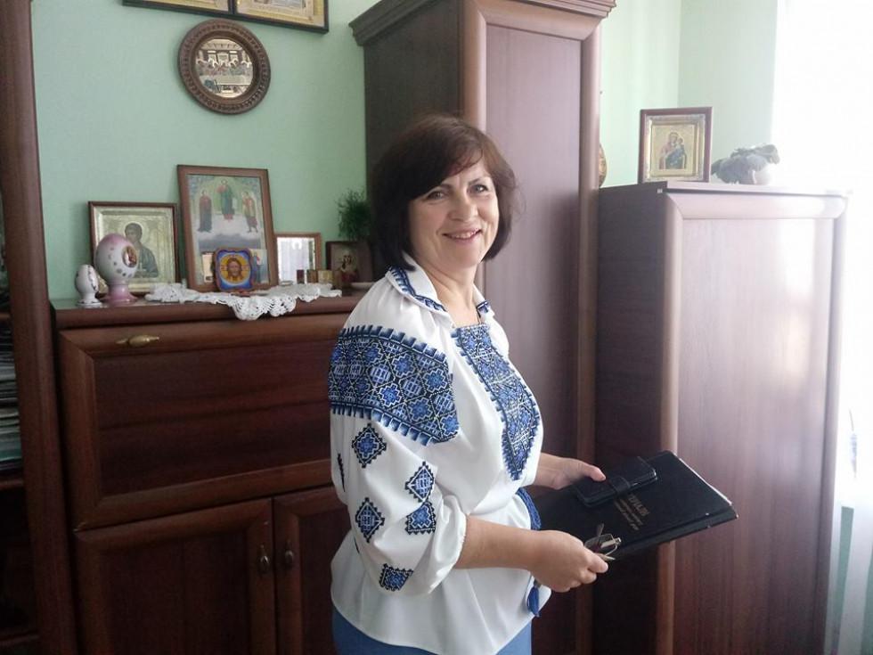 Заступник міського голови Лариса Кулікова