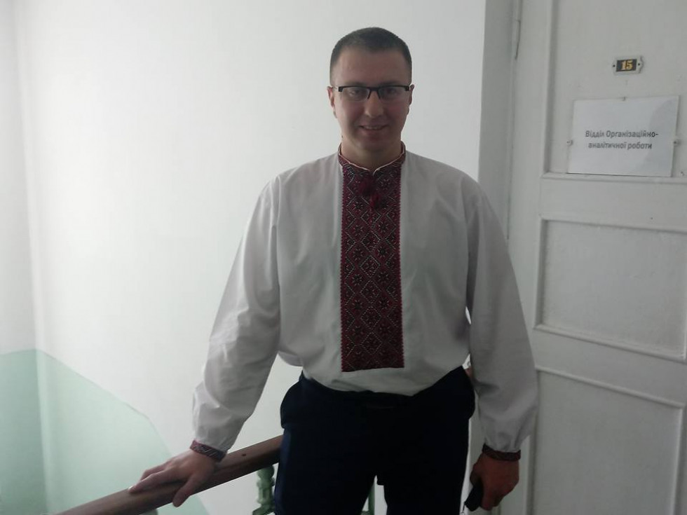 Заступник міського голови, секретар міської ради Олег Свідерський